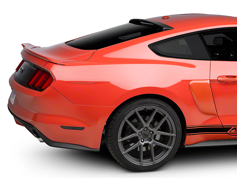 Defenderworx Roof Spoiler - Carbon Fiber (15-17 All)