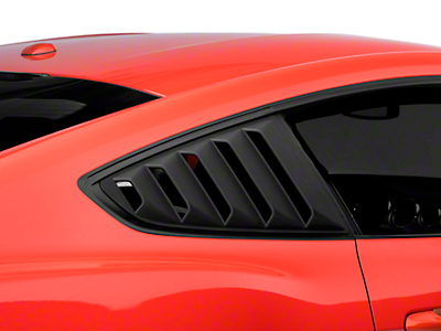 Defenderworx Quarter Window Louvers (15-18 Fastback)