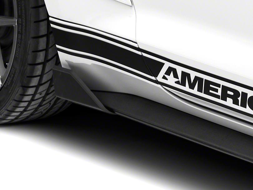 MMD Rocker Panel Winglets (15-17 GT, EcoBoost, V6)