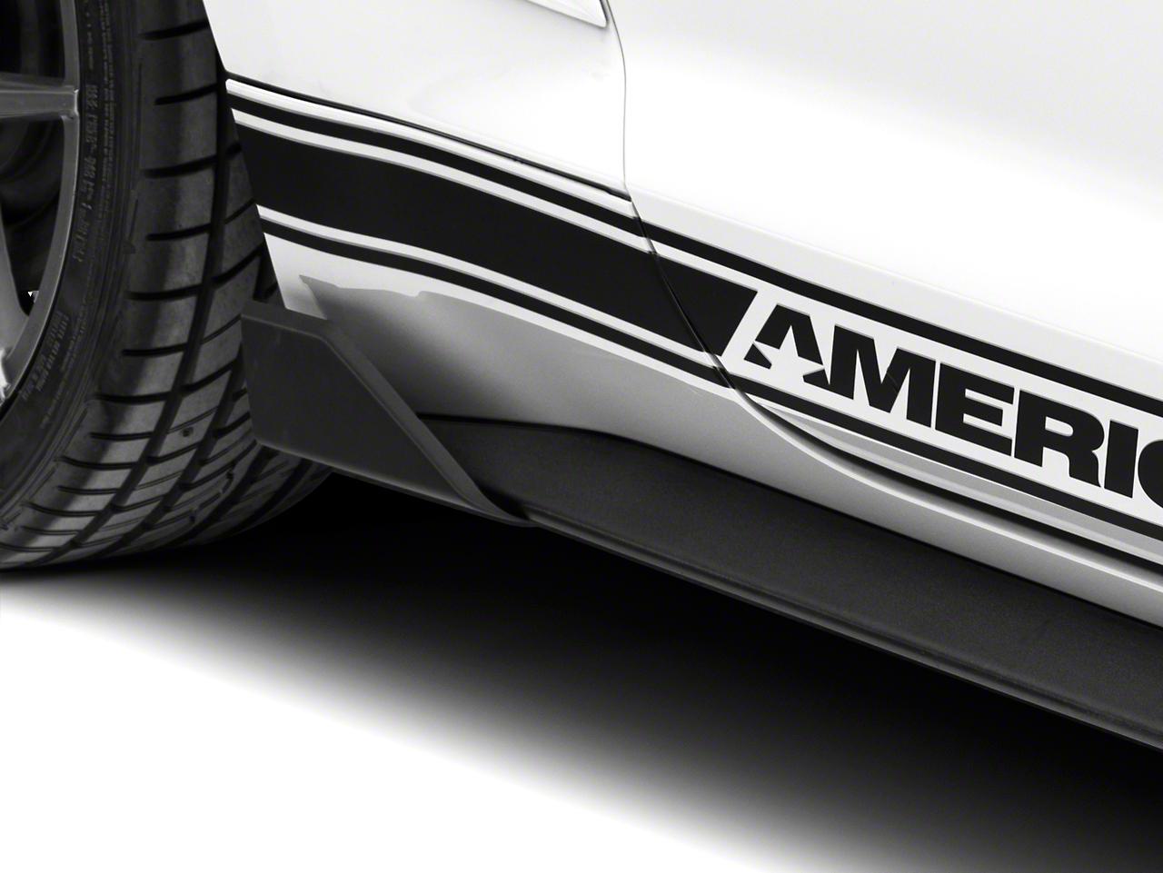 MMD Rocker Panel Winglets (15-18 GT, EcoBoost, V6)