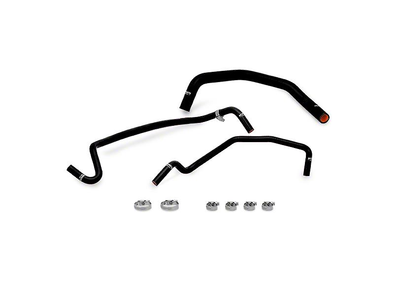 Mishimoto Silicone Ancillary Coolant Hose Kit - Black (15-18 GT)