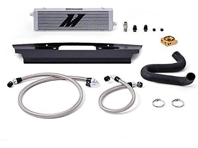 Mishimoto Silver Oil Cooler Kit (15-17 GT)