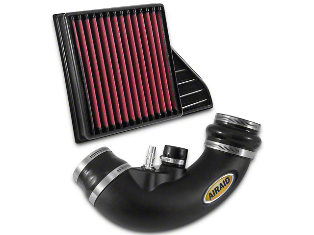 Airaid Jr. Intake Tube Kit w/ SynthaMax Dry Filter (11-14 GT)