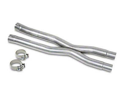 Roush Cut and Clamp Resonator Delete X-Pipe (15-17 GT)