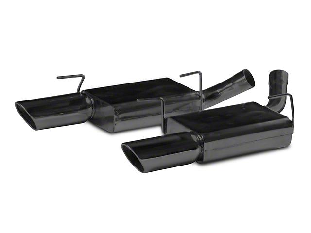 MAC Axle-Back Exhaust - Black Ceramic Coated (05-10 GT)