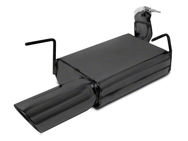MAC Axle-Back Exhaust - Black Ceramic Coated (05-09 V6)