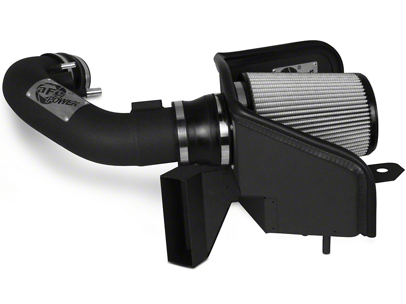 AFE Magnum Force Stage 2 Pro Dry S Cold Air Intake - Black (11-14 GT)