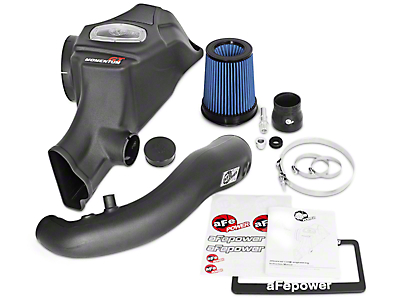 AFE Momentum GT Pro Dry S Cold Air Intake (15-17 Ecoboost)