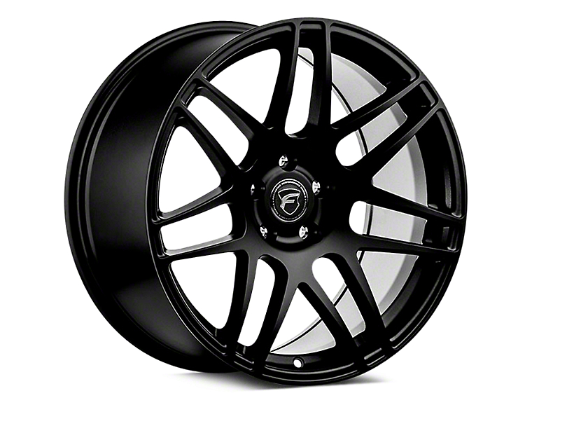 Forgestar F14 Drag Edition Matte Black Wheel - 15x8 (05-14 All)