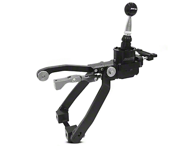 Barton Hybrid 3 Shifter w/ Flat Stick and Knob - MT-82 (15-17 GT)