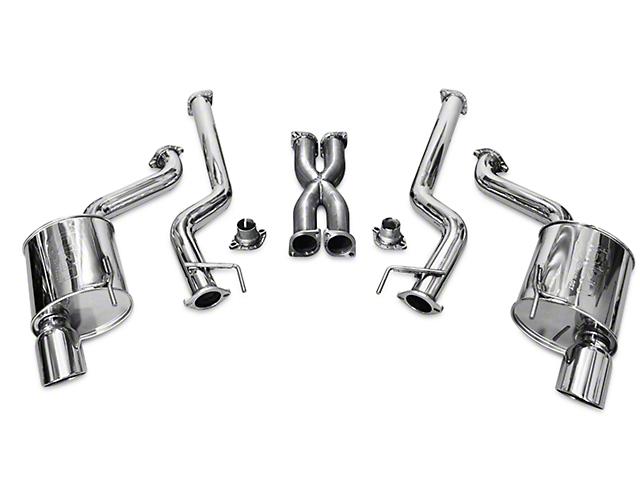 Injen Super SES Cat-Back Exhaust System (15-17 GT Fastback)