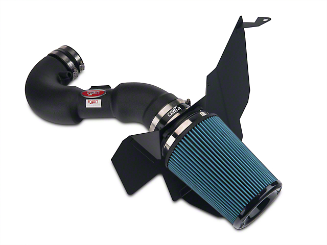 Injen Power-Flow Cold Air Intake - Wrinkle Black (07-09 V6)