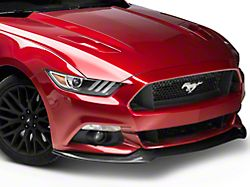 Anderson Composites Type-AC Front Chin Splitter - Carbon Fiber (15-17 GT, EcoBoost, V6)