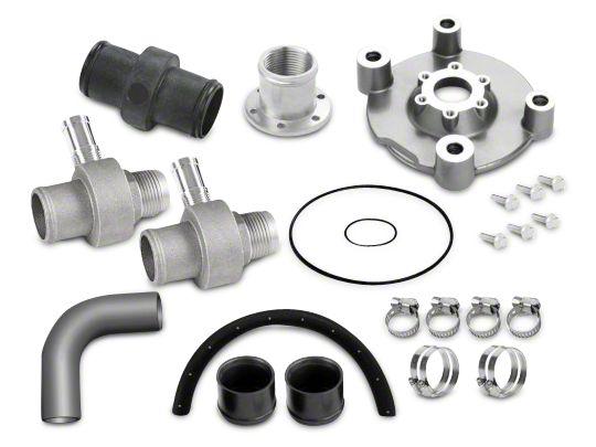 Electric Water Pump Header-Adapter Kit (11-17 GT)