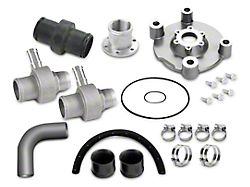 Electric Water Pump Header-Adapter Kit (11-17 GT)