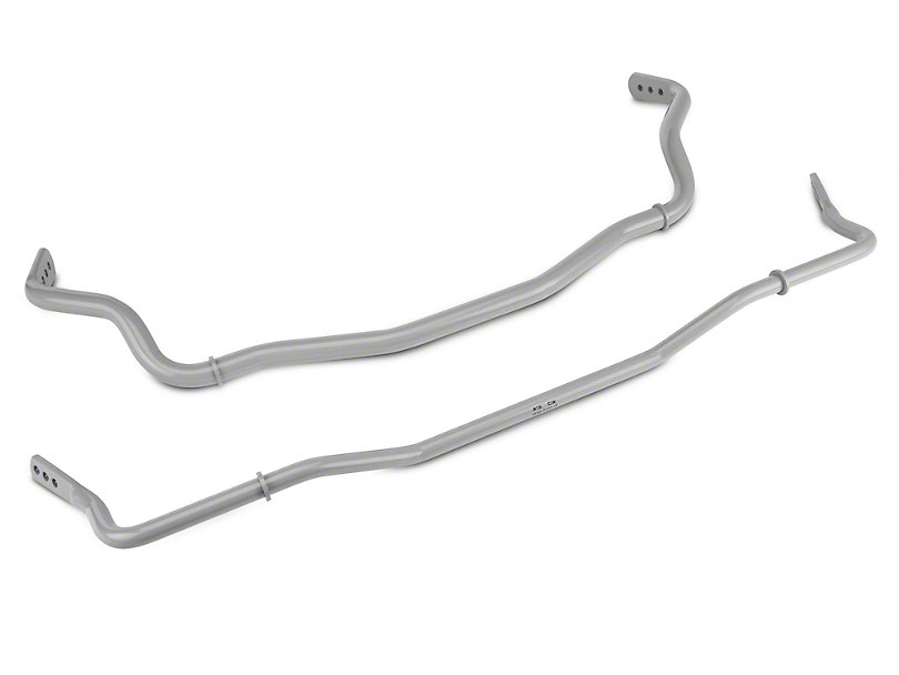 RTR Tactical Performance Adjustable Front & Rear Sway Bars (15-18 All)