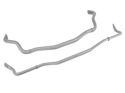 RTR Tactical Performance Adjustable Front & Rear Sway Bars (15-19 All)
