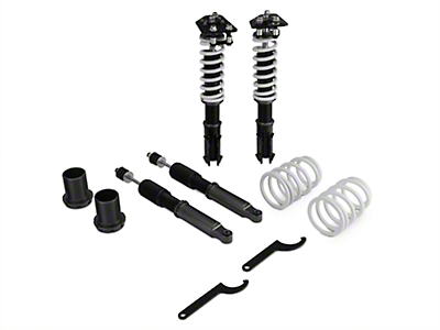 SR Performance V2 Height & Damping Adjustable Coilover Kit (79-93 All)