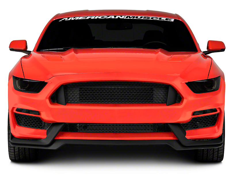 MP Concepts GT350 Style Front Bumper Kit - Unpainted (15-17 GT, EcoBoost, V6)