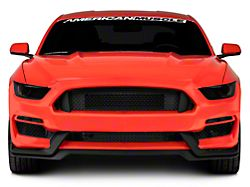 MP Concepts GT350 Style Front Bumper - Unpainted (15-17 GT, EcoBoost, V6)