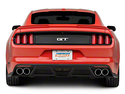 MP Concepts GT350 Style Rear Bumper & Diffuser Kit - Unpainted (15-18 All)