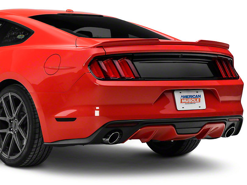 MP Concepts Decklid Panel Overlay - Gloss Black (15-18 All)