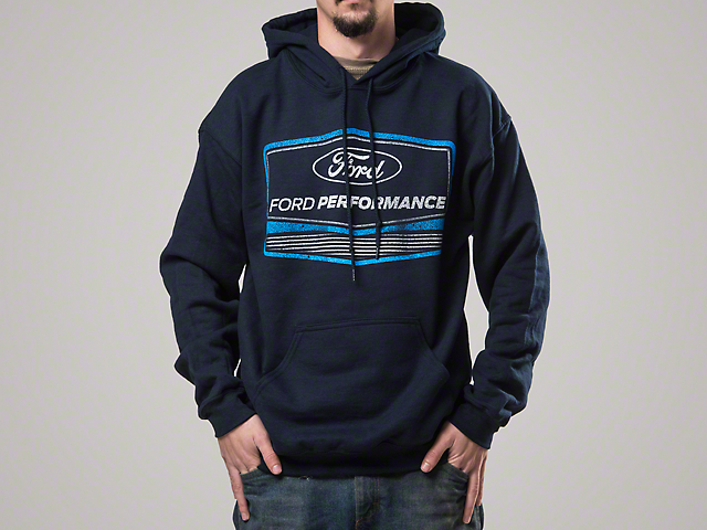 Ford Performance Hoodie - Navy