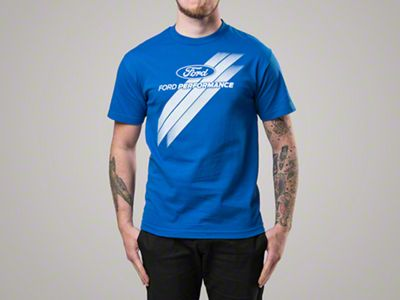 Ford Performance Stripe Tshirt - M
