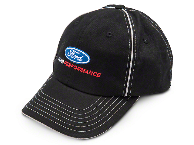Ford Performance Hat; Black