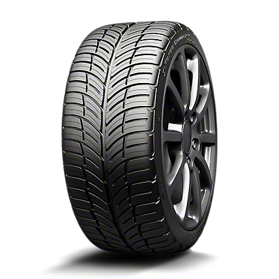 BF Goodrich G-FORCE COMP 2 All Season Tire - 285/35R20 (05-17 All)