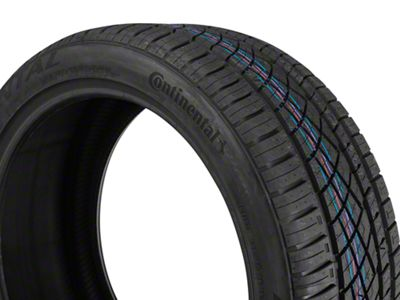 Continental Extreme Contact DWS06 High Performance All Season Tire - 275/40R19 (05-19 All)