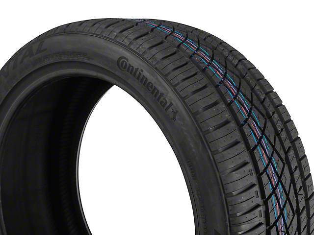 Continental Extreme Contact DWS06 High Performance All Season Tire (19 in.)