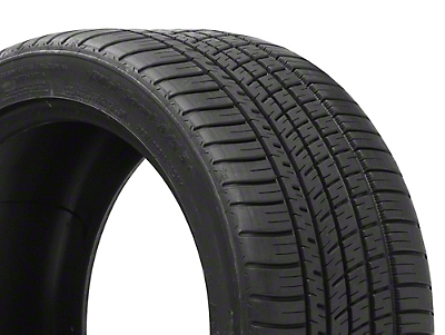Michelin Pilot Sport A/S 3+ Tire (19 in., 20 in.)