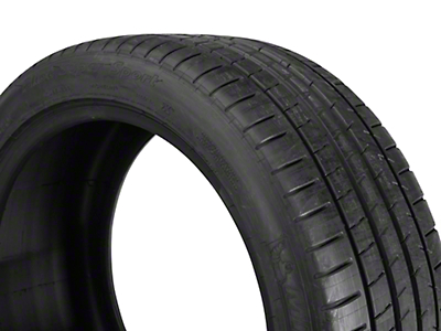 Michelin Pilot Super Sport Tire - 275/40R19 (05-17 All)