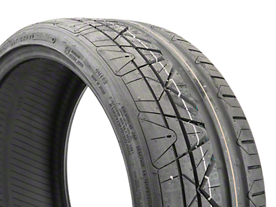 NITTO INVO Ultra-High Performance Tire - 255/40R19 (05-17 All)