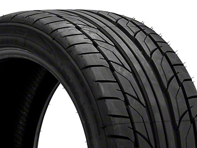 NITTO NT555 G2 Ultra High Performance Tire - 255/50R17 (05-14 All)