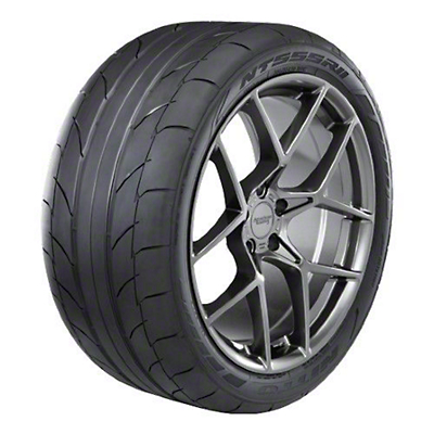 NITTO Extreme Performance NT555R Drag Radial (15 in., 16 in., 17 in., 18 in.)