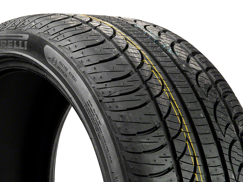 Pirelli P Zero Nero >> Pirelli Mustang P Zero Nero All Season Tire 397488 17 In 18 In