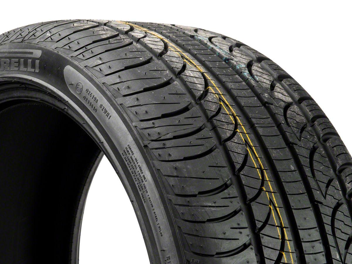 Pirelli P Zero >> Pirelli P Zero Nero All Season Tire Available In Multiple Sizes