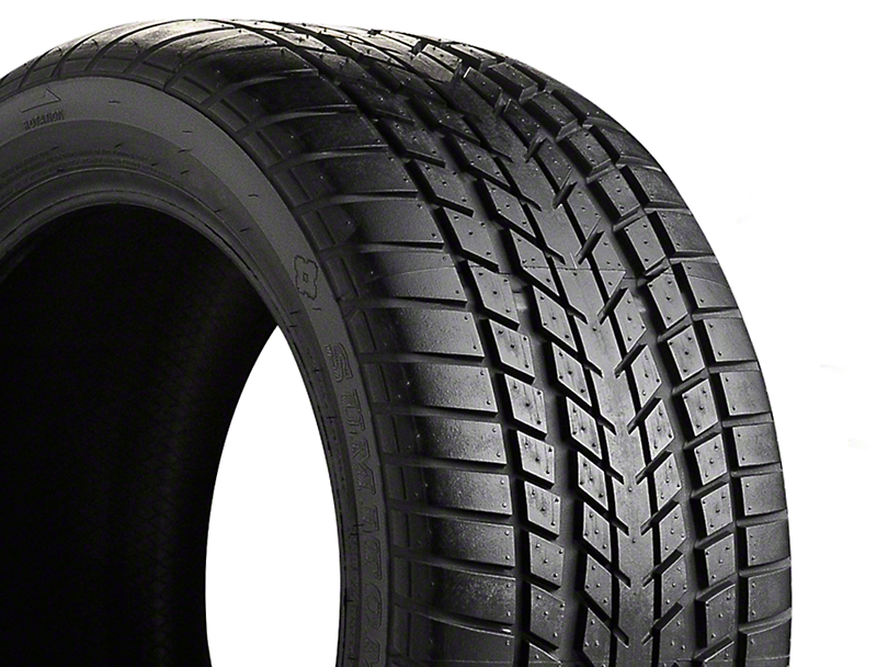 Sumitomo High Performance HTR Z Tire (17 in.)