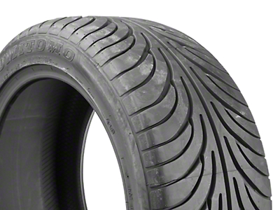 Sumitomo High Performance HTR Z II Tire - 255/40R17 (94-04 All)