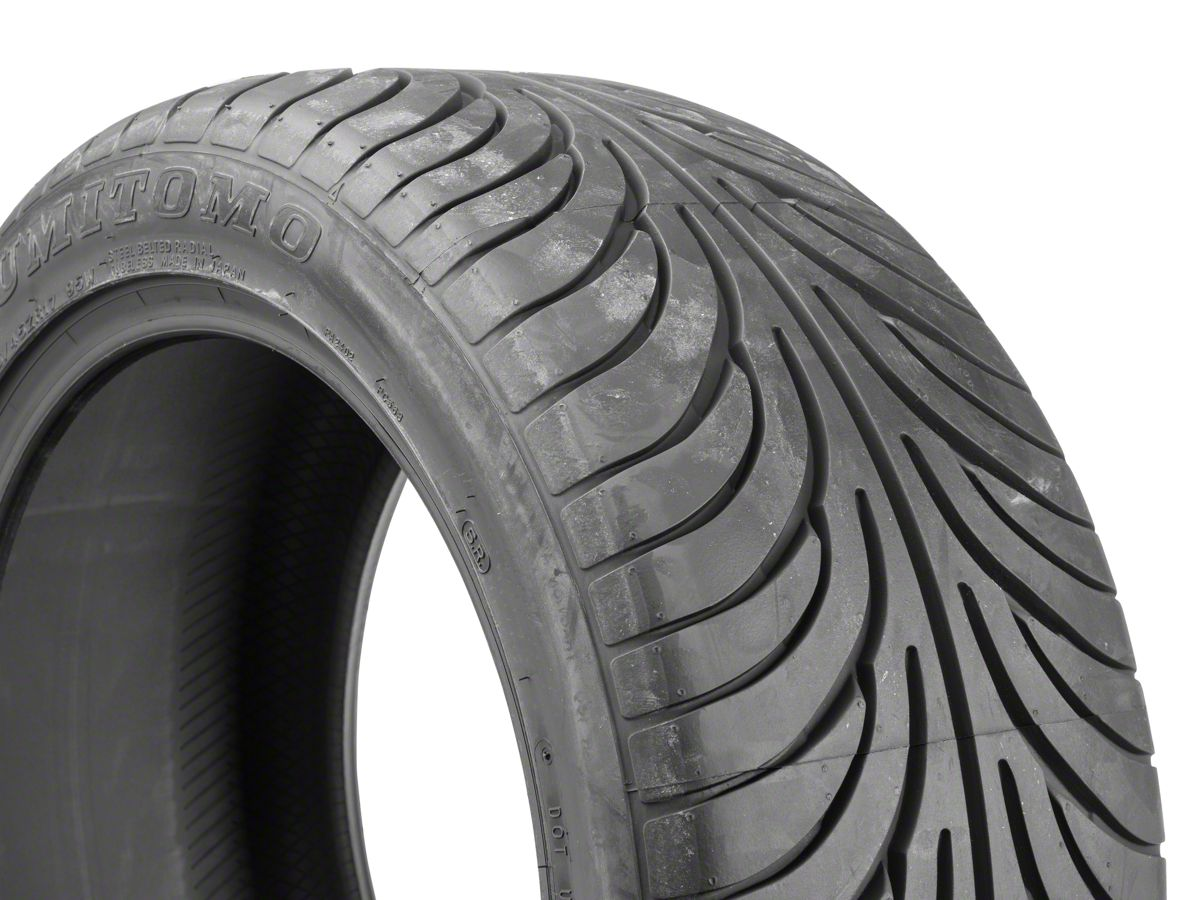 Sumitomo Tire Reviews >> Sumitomo High Performance Htr Z Ii Tire 17 In 18 In