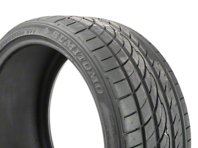 Sumitomo High Performance HTR Z III Tire - 285/30R20 (05-17 All)