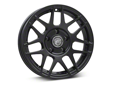Forgestar F14 Drag Edition Matte Black Wheel - 15x3.75 (05-14 All)