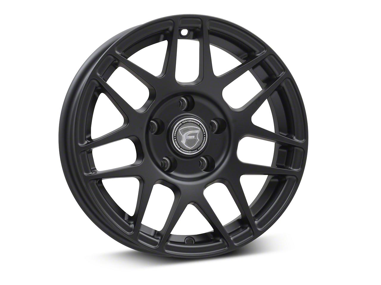 Forgestar F14 Drag Edition Matte Black Wheel - 15x3.75 (05-14 All)