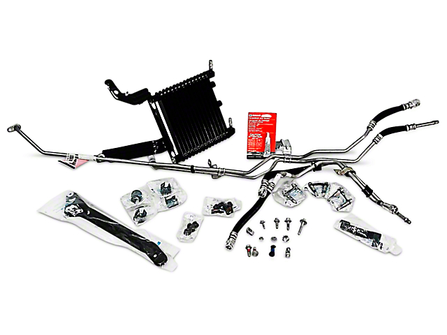 Ford Performance Mustang Track Pack Transmission Cooler