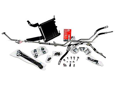 Ford Performance Track Pack Transmission Cooler Kit (15-17 GT350)