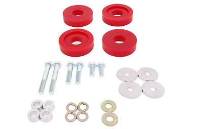 BMR Polyurethane Differential Bushing Lockout Kit (15-18 All)