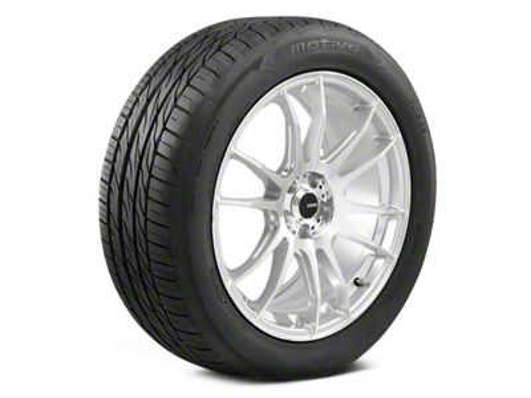 Nitto Mustang Motivo All Season Tire 397544 17 In 18 In 19 In