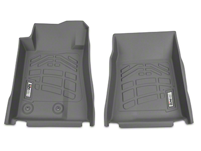 Wade Sure-Fit Front Floor Mats - Gray (15-18 All)
